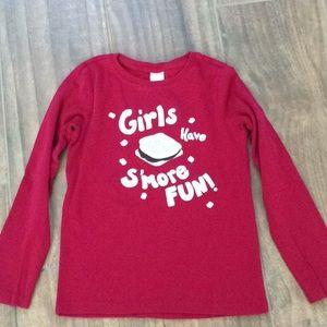 Gymboree girls shirt
